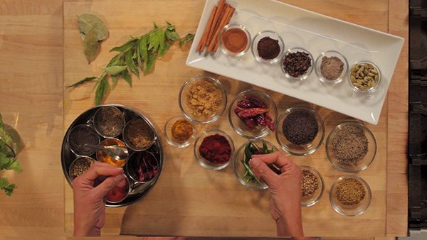 online class Indian cooking