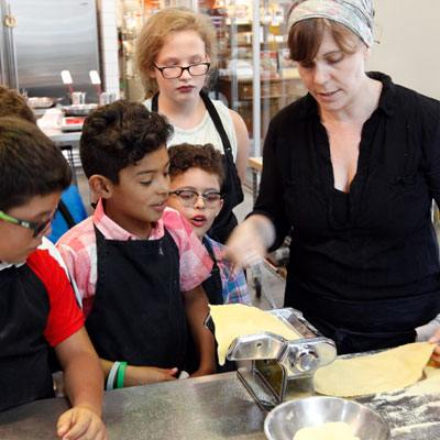 kids cooking class LA