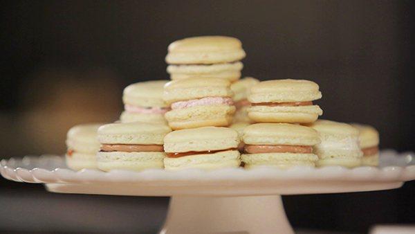 online class basic macarons