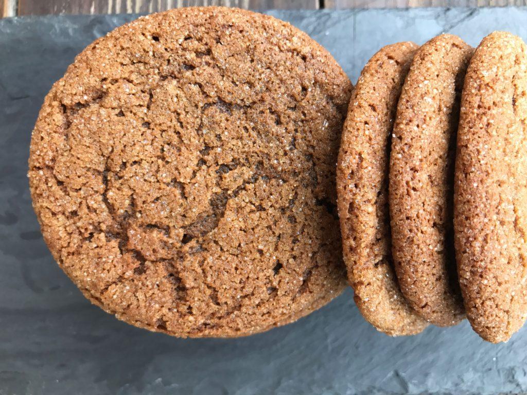recipe fresh gingersnap cookies 36