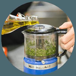 sauce preparation skills