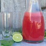 gourmandise watermelon cocktail recipe