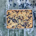 Blueberry Buckle Gourmandise