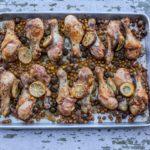 Sheet Pan Chicken Gourmandise