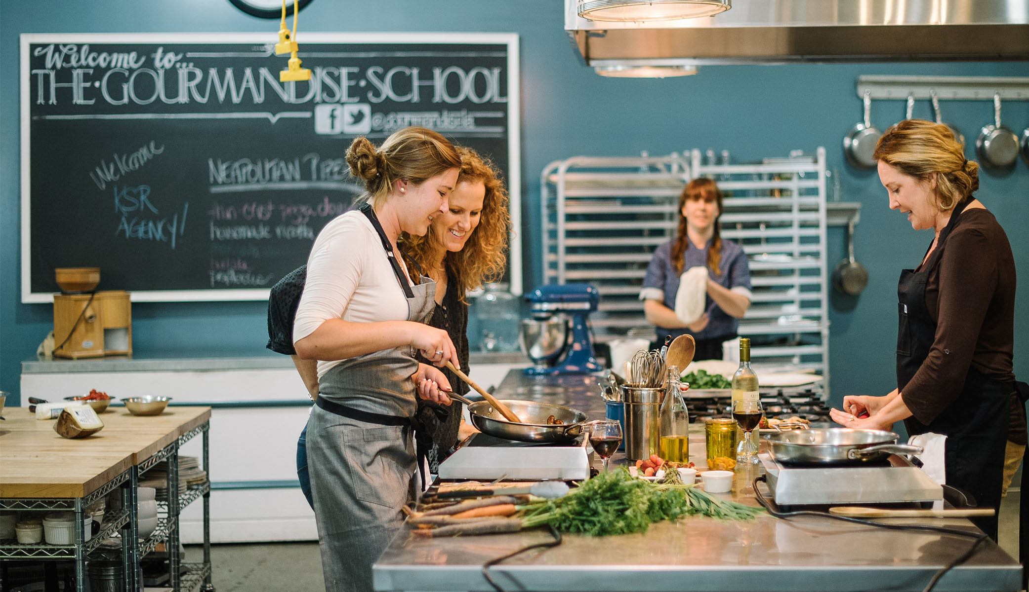 The Gourmandise School | Best Cooking Classes In Los Angeles