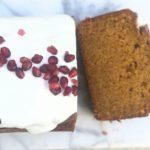 BUTTERNUT SQUASH BREAD CAKE RECIPE GOURMANDISE
