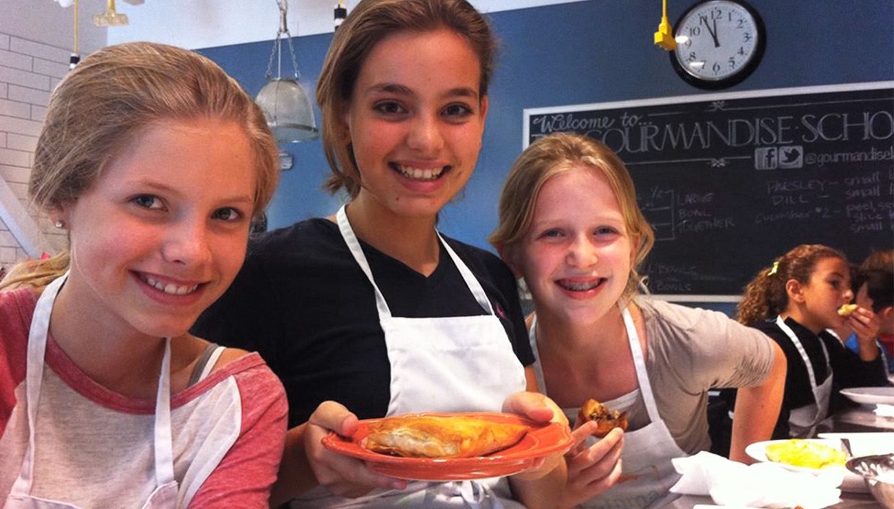 Gourmandise Teen Pro Camp Cooking Classes