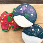 Gourmandise Holiday Christmas Cookie