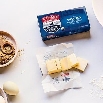 Straus Creamery Butter