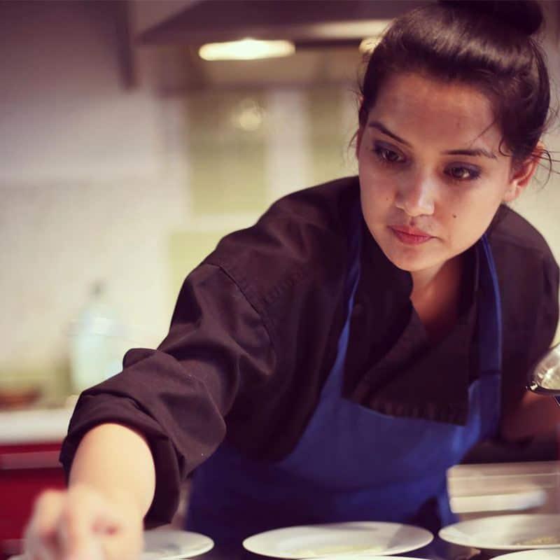 Chef Rubina Khan