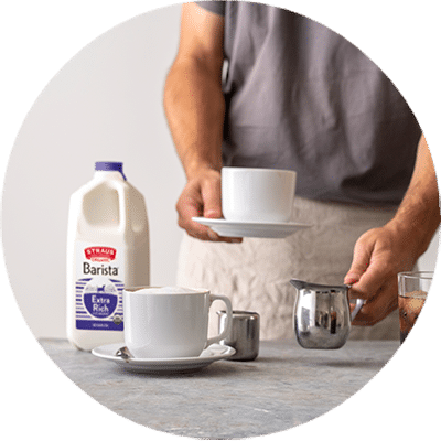 Straus Family Creamery Milk Barista