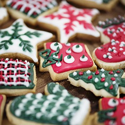 Holiday Cookie Decorating Gourmandise