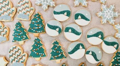 HOLIDAY COOKIE WORKSHOP