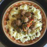 kefte lamb meatball