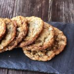 Toffee Cranberry Cookies