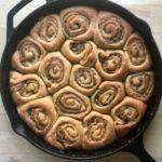 skillet cinnamon rolls